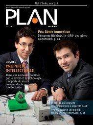 Revue PLAN Octobre 2011 - Ordre des ingénieurs du Québec