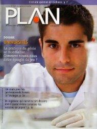 PLAN 2009-8 - Ordre des ingénieurs du Québec