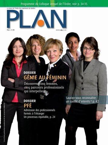 PLAN 2011-2 - Ordre des ingénieurs du Québec