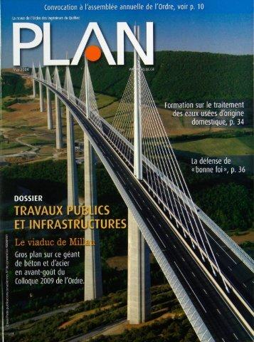 PLAN 2009-4 - Ordre des ingénieurs du Québec