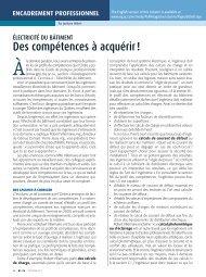 Des compétences à acquérir! - Ordre des ingénieurs du Québec