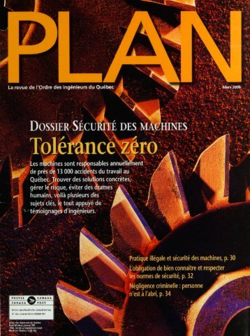 PLAN 2006-2 - Ordre des ingénieurs du Québec