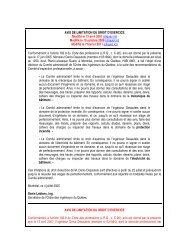 Avis de limitation consolidé Denis Désautels - Ordre des ingénieurs ...