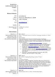Name Address Telephone Fax E-mail Jan.rolnik@gmail.com ... - oistat