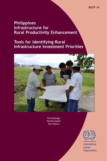 Philippines Infrastructure for Rural Productivity Enhancement Tools ...