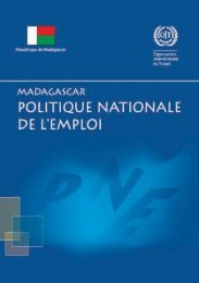 Politique nationale de l'Emploi - HayZara