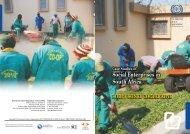 Case Studies of Social Enterprises in South Africa - International ...