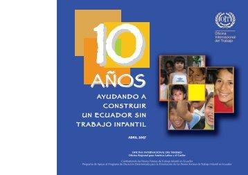 10AÑOS - OIT en América Latina y el Caribe
