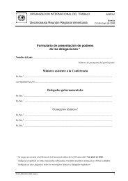 Formulario de presentación