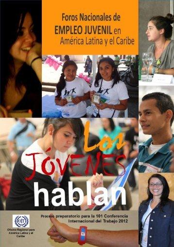 Los Jóvenes Hablan - OIT en América Latina y el Caribe