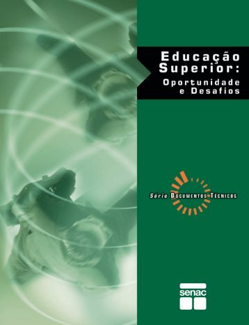 2. arealidade da educação superior - OIT/Cinterfor