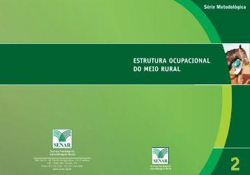 Estrutura Ocupacional do Meio Rural - OIT/Cinterfor