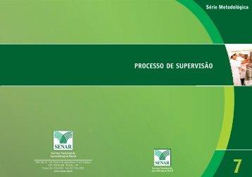 processo de supervisão - OIT/Cinterfor