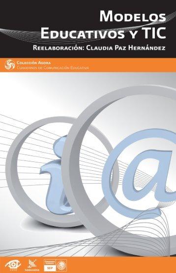 Modelos Educativos y TIC - OIT/Cinterfor