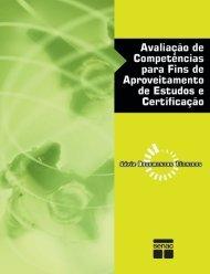 3. avaliação de competências - OIT/Cinterfor