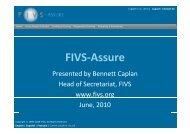 FIVS-Assure - Oiv2010.ge