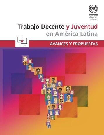 Trabajo Decente y Juventud en América Latina - Promoción del ...