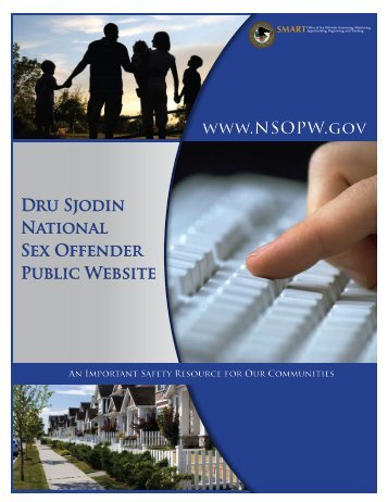 Dru sjodin national sex offenders registry