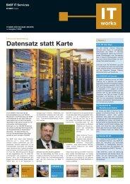 IT works - OK Norbert Opfermann