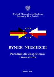 rynek niemiecki - Szu.pl