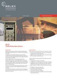 BS-T2 TETRA Radio Base Station - Ok1mjo.com
