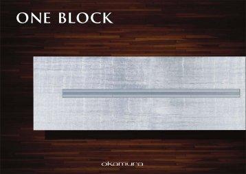 ONE BLOCK Brochure (PDF 1.9MB) - Okamura Corporation