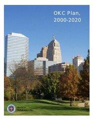 OKC Plan, 2000-2020 - City of Oklahoma City