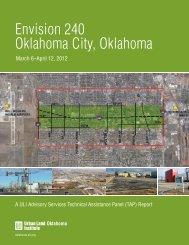 Envision 240 Oklahoma City, Oklahoma - City of Oklahoma City