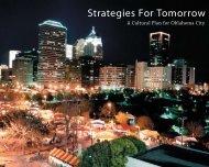 Strategies for Tomorrow (full document) - City of Oklahoma City