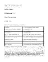 Prefeitura Municipal de Ibititá- Edital nº 01 - 2009 - Concursos ...