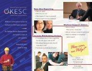 Oklahoma Employer Services Center Brochure