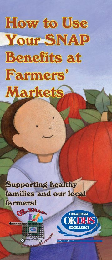 How to Use Your SNAP Benefits at Farmers' Markets - Oklahoma ...