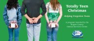 Totally Teen Christmas Helping Forgotten Teens