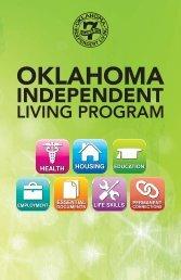 Oklahoma Independent Living Program - Oklahoma Department of ...