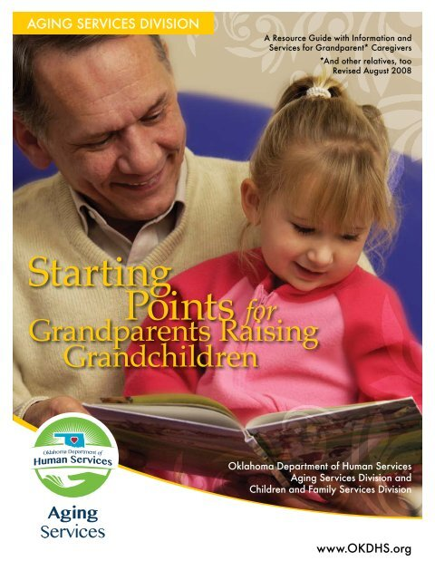 Starting Points for Grandparents Raising Grandchildren
