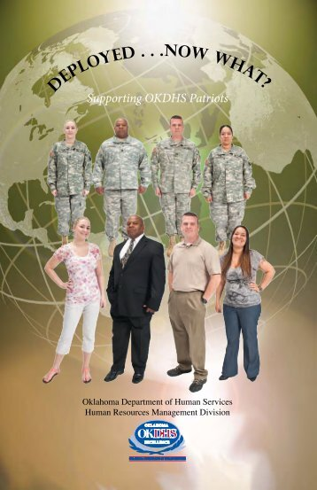 Deployed...Now What? - Oklahoma Department of Human Services