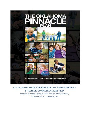 Child Welfare Communications Plan - Oklahoma Department of ...