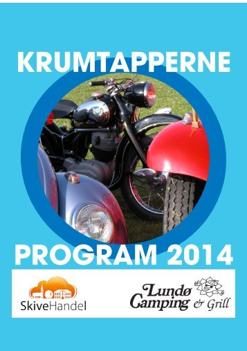 KRUMTAPPERNE PROGRAM 2014