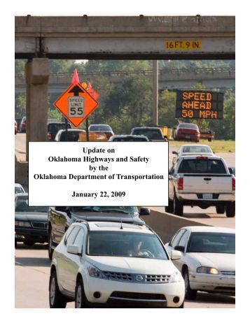 Oklahoma Highways and Safety - Oklahoma Department of ...