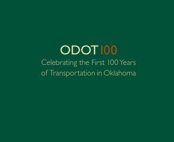 ODOT100 - Oklahoma Department of Transportation