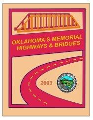 2003 - Oklahoma Department of Transportation