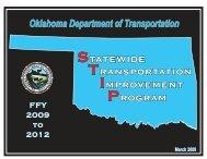 statewide transportation improvement program - Oklahoma ...