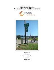 I-244 Bridge Bundle Pedestrian/Bicycle Trail Enhancements