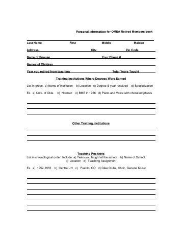 (print the copy, then fill it out and mail) (pdf) - Oklahoma Music ...