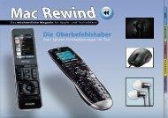 Mac Rewind - Issue 16/2009 (167) - MacTechNews.de - Mac Rewind