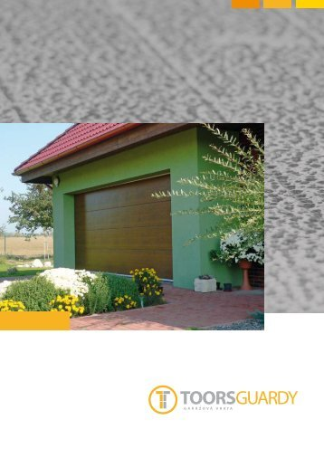Sekční garážová vrata - Tyros Loading Systems CZ