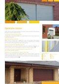 Sekční garážová vrata - Tyros Loading Systems CZ - Page 3