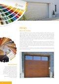 Sekční garážová vrata - Tyros Loading Systems CZ - Page 4