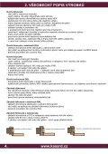 12. www.kasard.cz - OKNA IDEAL - Page 4