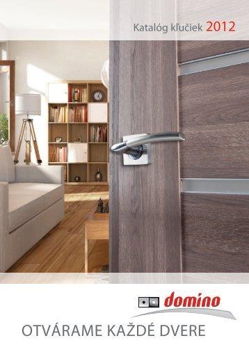 Kľučky na vnútorné dvere - OKNA IDEAL